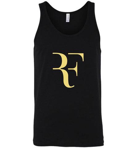 Roger Federer T Shirt Swiss World Tennis Legend New Men Women T-Shirt Tank Top - Sport Fun Shop