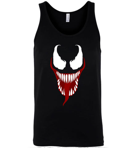 Venom T Shirt 2018 Marvel Horror Thriller Movie Tee Men Women T-Shirt Tank Top - Sport Fun Shop