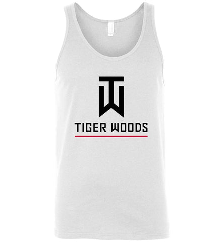 Tiger Woods T Shirt American Golf Golfer Legend Logo Men Women T-Shirt Tank Top - Sport Fun Shop