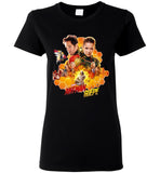 Marvel Ant-Man and The Wasp T Shirt Action Movie Tee Women T-Shirt Size S-3XL - Sport Fun Shop