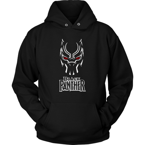 47dd2979ca Marvel Black Panther T Shirt T Challa The King Of Wakanda Tee Unisex Hoodie