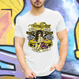 Racing Queen T-Shirt, Love Speed Racing Graphic Urban Street Fashion T-Shirts - Sport Fun Shop