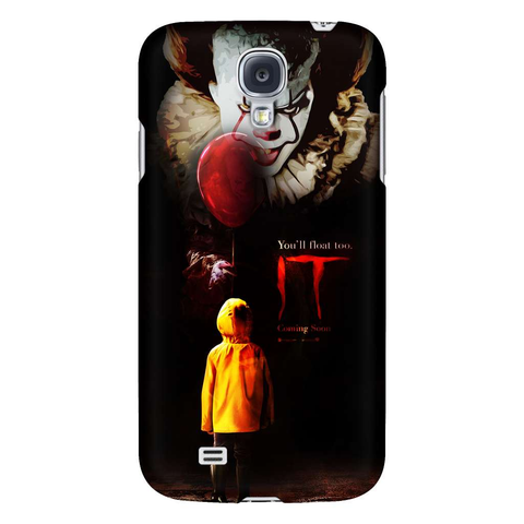 IT 2017 Pennywise Clown, Stephen King Phone Case, Samsung Galaxy, iPhone Cases - Sport Fun Shop