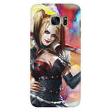 Harley Quinn, Suicide Squad, Samsung Galaxy S4-7, iPhone 5-7, Premium Phone Case - Sport Fun Shop