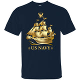 US Navy, The Pride Of America, Gildan T-Shirts, Graphic Art Men T-Shirt