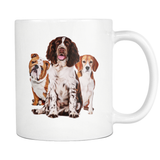 My Puppy Mug Very Cute Dog Pet Art Painting, Coffee Mag, Tea Cup - Sport Fun Shop