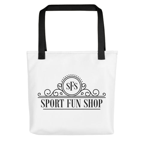 Sport Fun Shop Brand Logo Tote bag - Sport Fun Shop