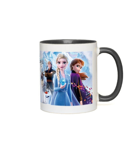 Disney Frozen 2 Elsa, Anna, Olaf And Friends Coffee Drinkware Accent Mugs Cup - Sport Fun Shop