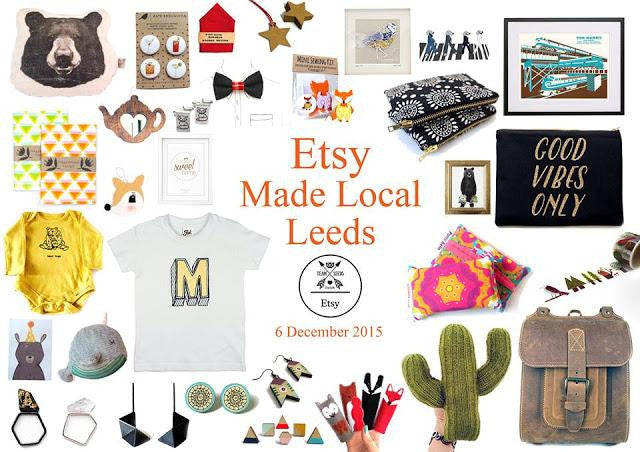 Etsy Made Local: Leeds