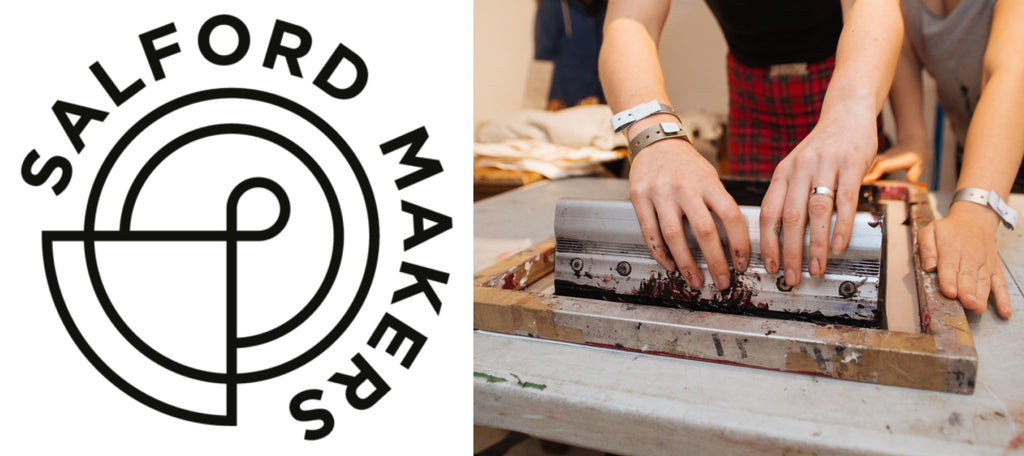 Salford Makers: A New Studio and Workshop space based in Islington Mill Salford