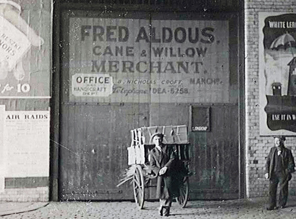 Fred Aldous 1900's