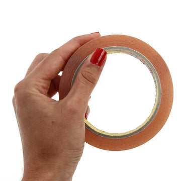 Clear Easy Tear Adhesive Tape 25mm x 66mt