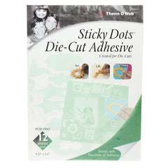 Sticky Dot Adhesive Sheet small