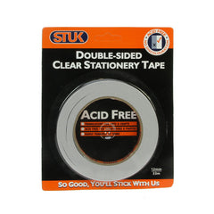 Double Sided Stationary Tape 33m