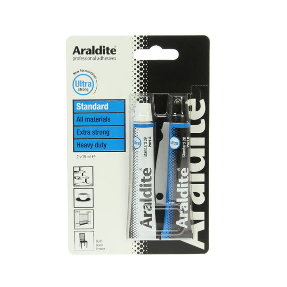 Araldite - Standard tube 15ml x 2