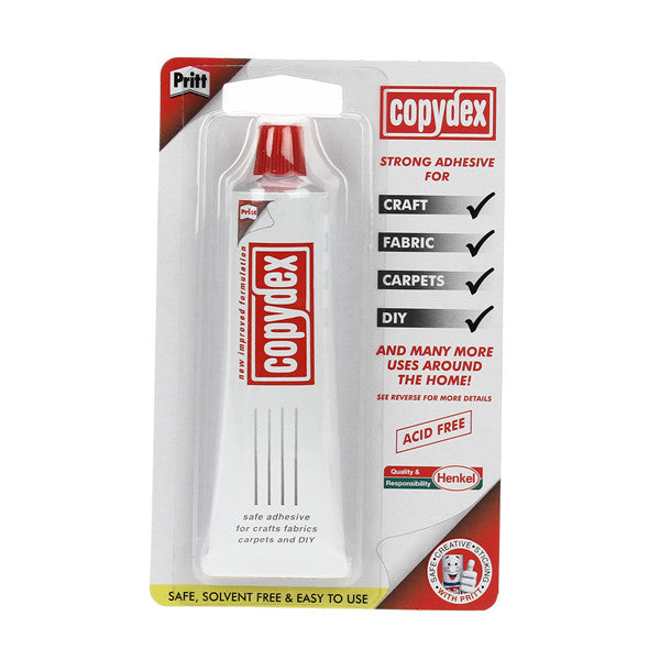 Copydex Adhesive 50ml Tube