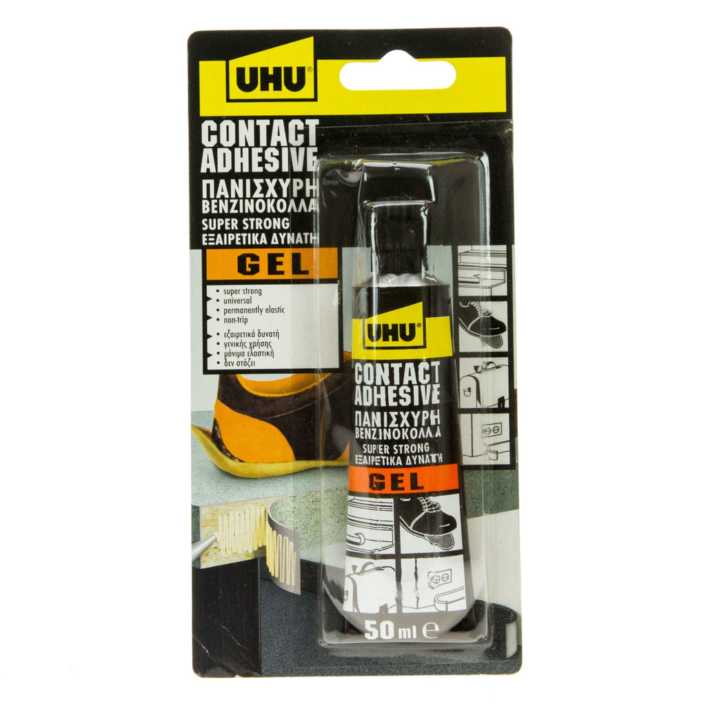 UHU Contact Gel - 50ml