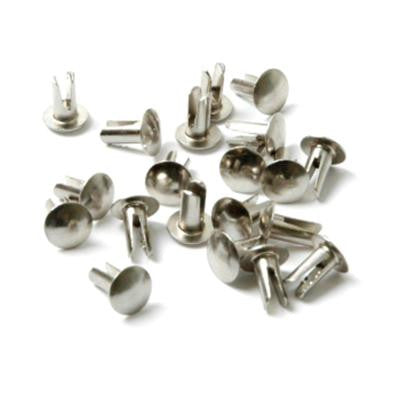Split Rivets 8mm N/P. Pack of 80.