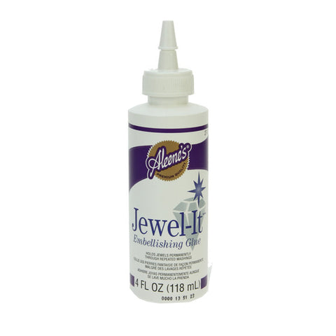 Aleene's Jewel It Embellishing Glue 118ml