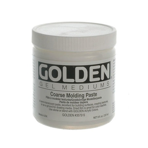 Golden 236ml Coarse Molding Paste  (new)