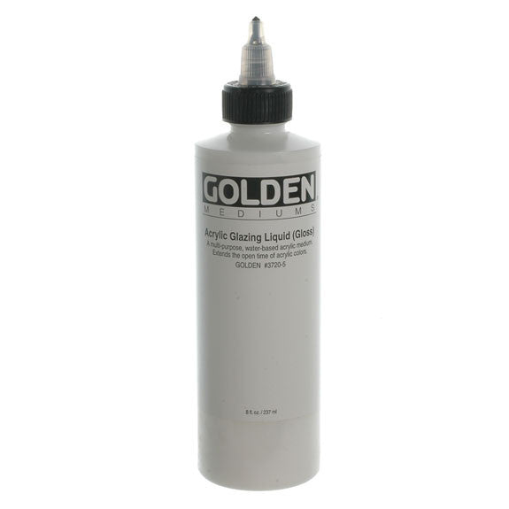 Golden 236ml Acrylic Glaz Liquid Gloss Fred Aldous