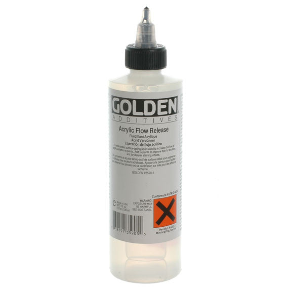 Golden 236ml Acrylic Flow Release