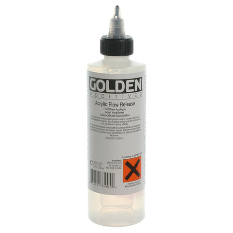 Golden 236ml Acrylic Wetting Agent Flow Release