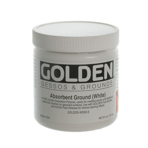 Golden 236ml Absorb Ground White