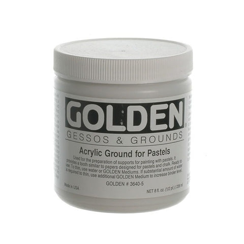 Golden 236ml Acry Ground for Pastels