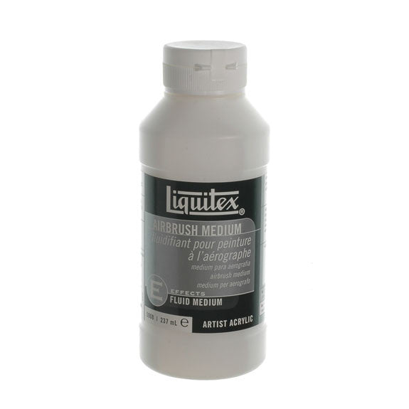 Liquitex Fluid Medium Airbrush Medium 237ml 5908