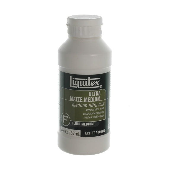 Liquitex Ultra Matt Medium 237ml 5608