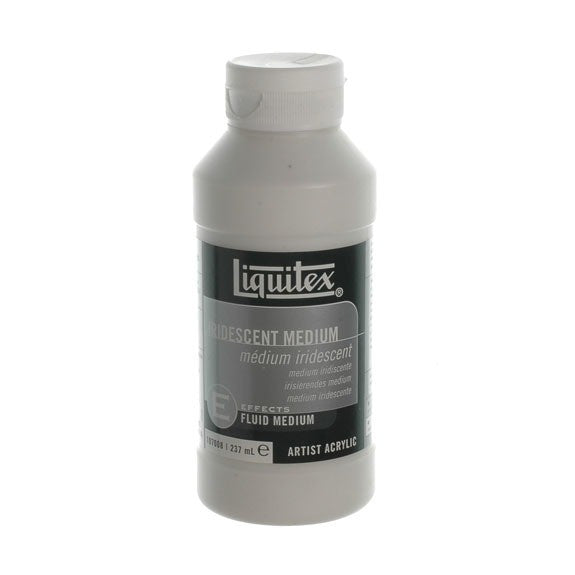 Liquitex Fluid Iridescent Tinting Medium 237ml 7008