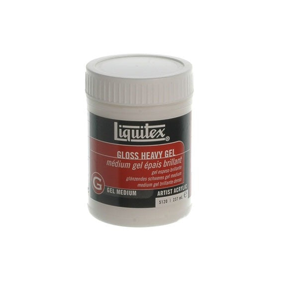 Liquitex Gel Medium Heavy 237ml 5120
