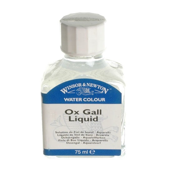 W&N - Ox Gall Liquid - 75ml