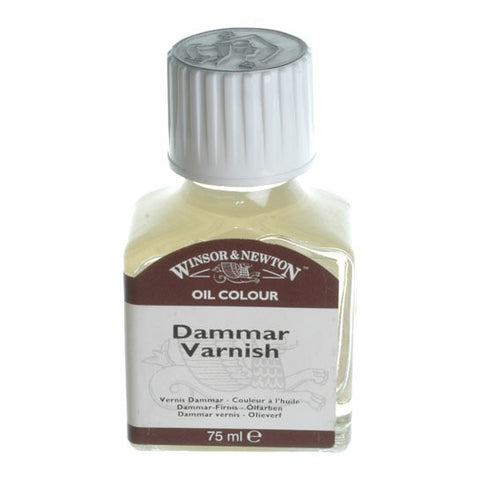 W&N - Artists' Dammar Varnish -75ml