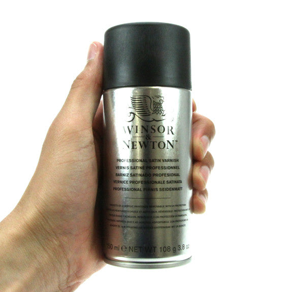 W&N - Artists' Satin Varnish - 150ml can