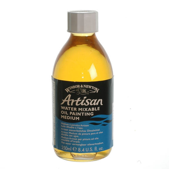 W&N -Artisan Water Mixable Painting Medium -250ml