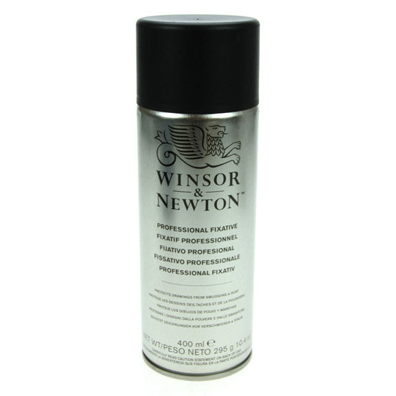 W&N - Fixative 400ml can