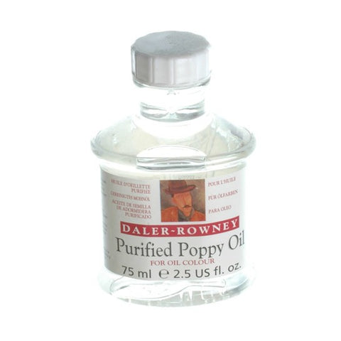 Dr 75ml Purified Poppy Oil