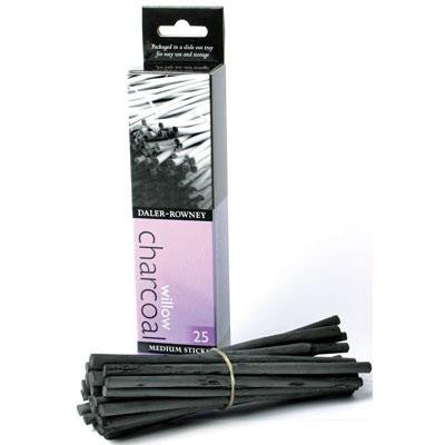 Dr Willow Charcoal Medium (25)