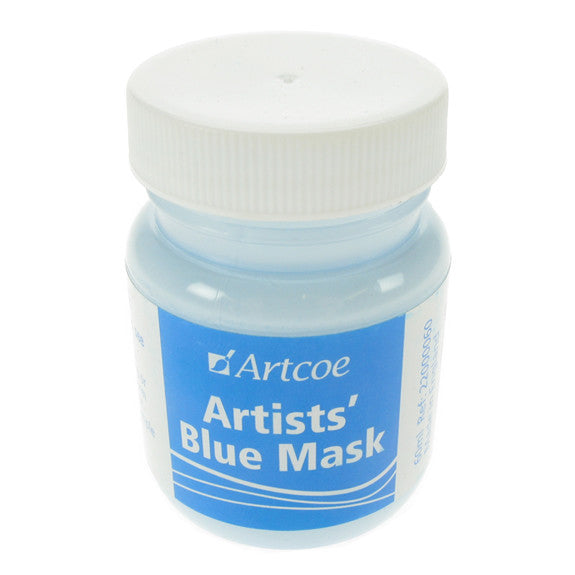 Artists' Blue Masking Fluid 60ml
