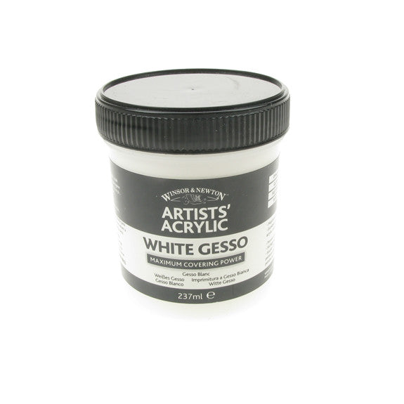 W&N -  White Gesso - 225ml