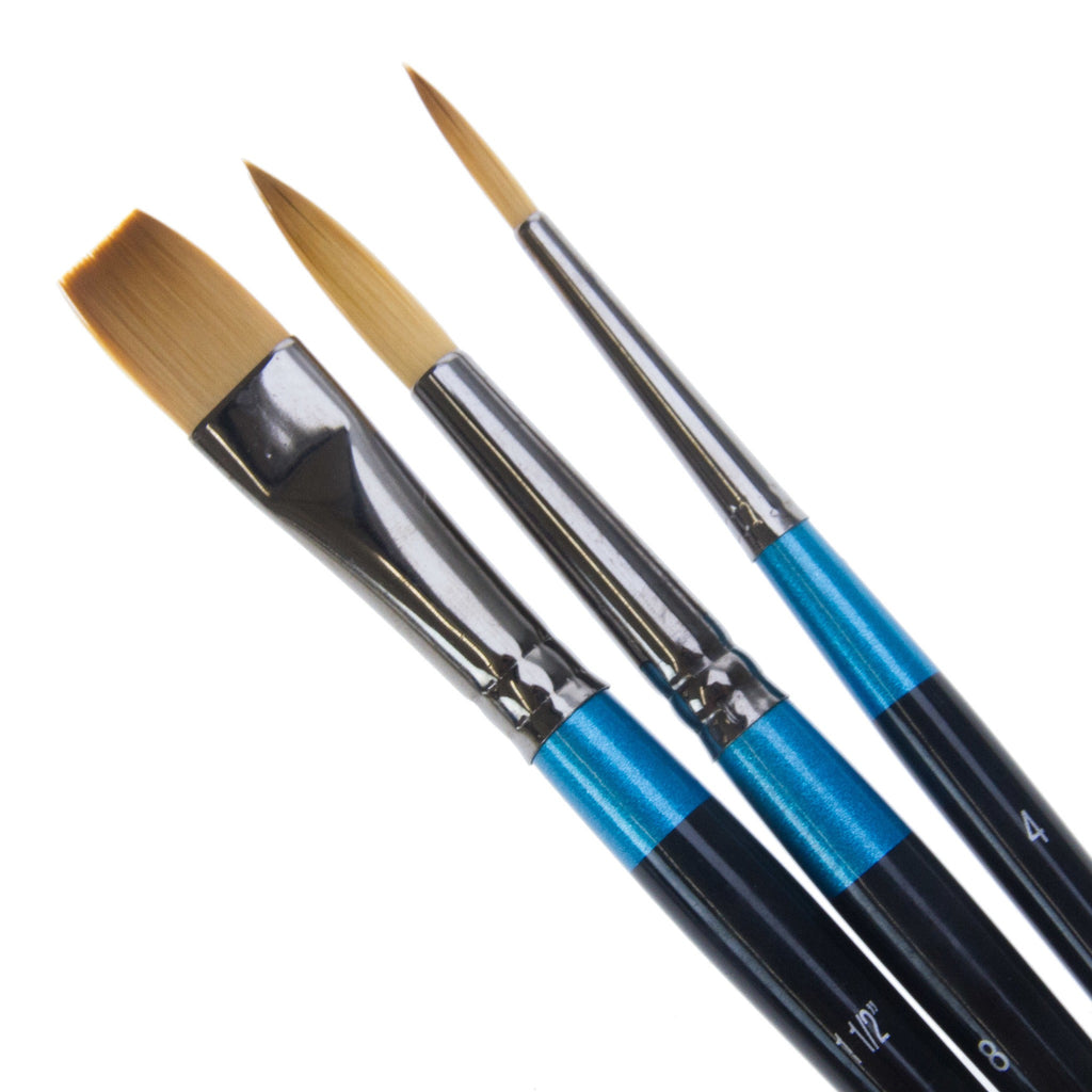 Aquafine Landscape Brush Set