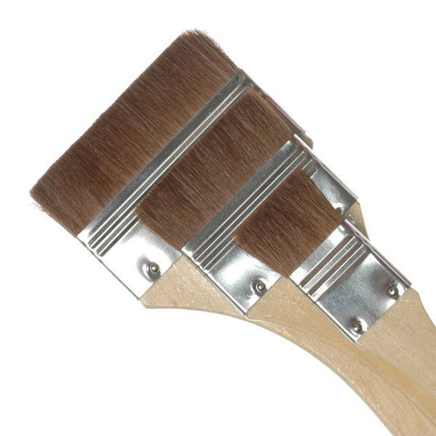 Royal Lrg Area Brush Brwn 3 Pk