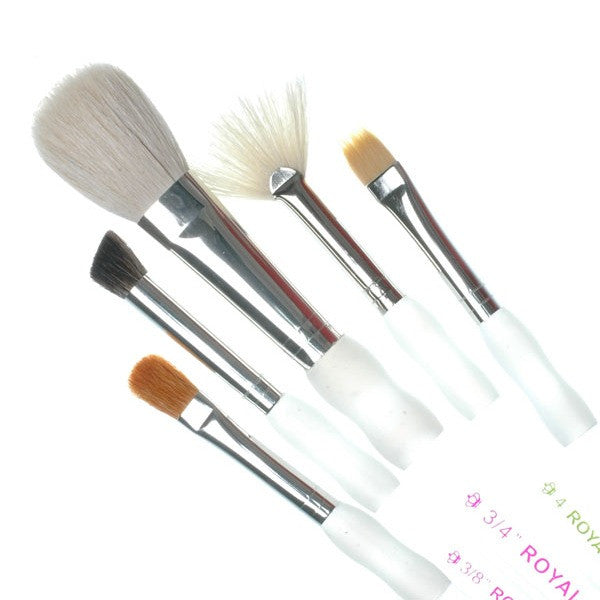 Soft Grip Value Brush Set