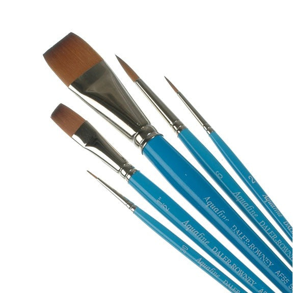 Dr Aquafine 501 Brush Set