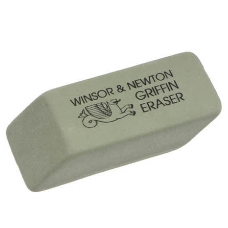 W&N - Griffin Erasers