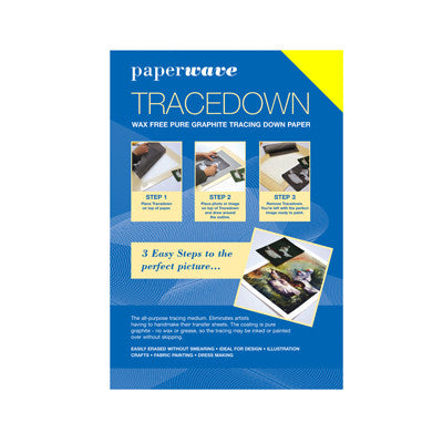 Tracedown Yellow A4 - 1 Pk