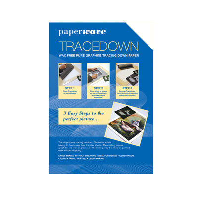 Tracedown White A4 - 1 Sheet