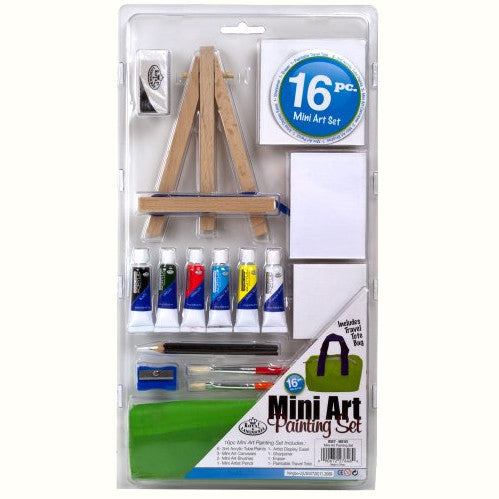 Royal Mini Art Sets - Painting